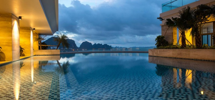 Five-Star experience at Wyndham Legend Halong Bay
