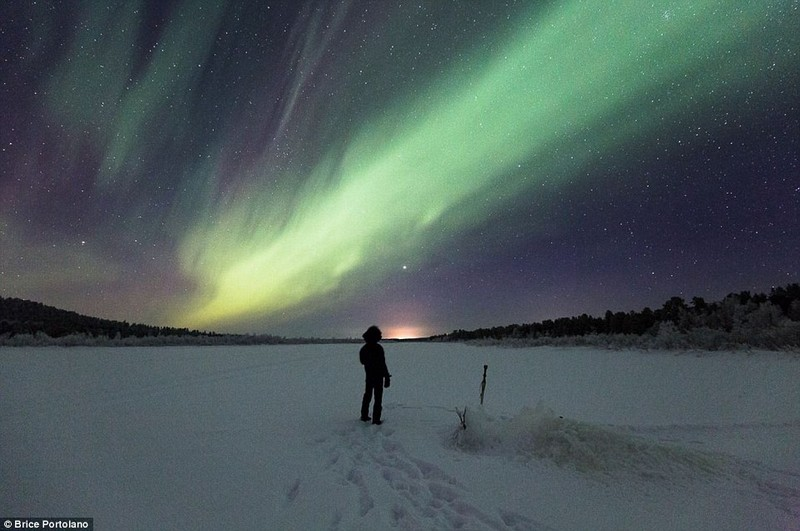 Wanderlust Tips Magazine   Young woman trade city life for untouched wildness in Lapland