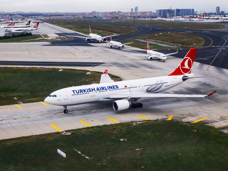 Wanderlust Tips Magazine | Turkish Airlines inaugurated the first direct flight from Istabul to Hanoi