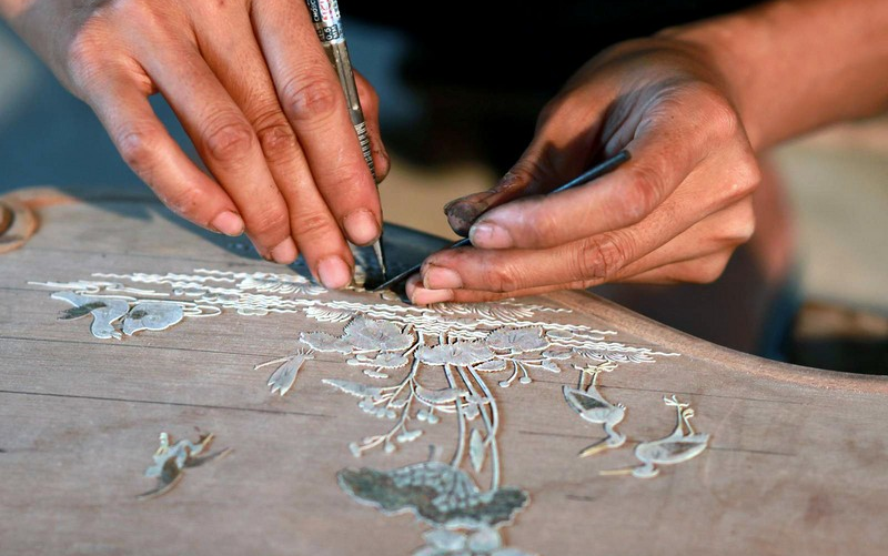 Wanderlust Tips Magazine | The meticulous art of mosaic in Chuyen My