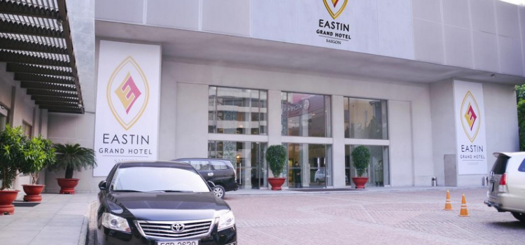 Eastin Grand Saigon: Fullmoon season, full happiness