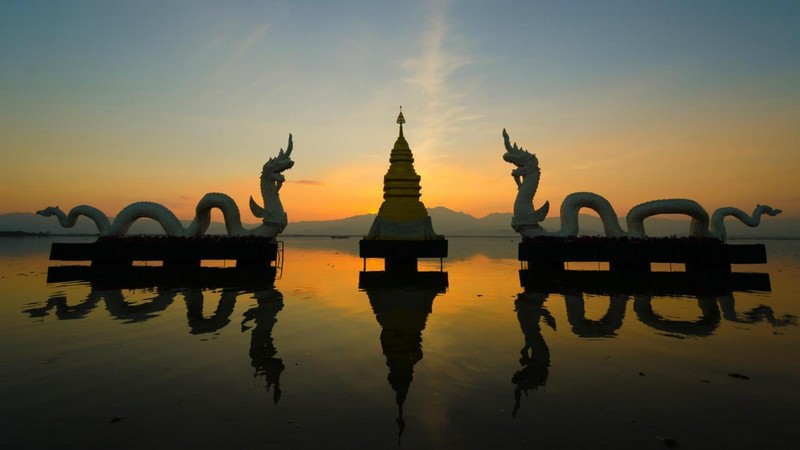 Wanderlust Tips Magazine   Phayao - the tranquil nothern region of Thailand