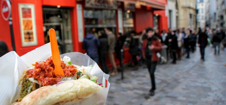 The world best places for street food revealed