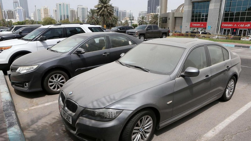 Wanderlust Tips Magazine | Dirty cars will be towed of the street to keep Abu Dhabi beautiful