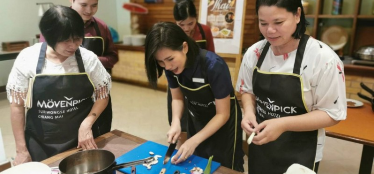 Healthy cooking classes to be held at Mövenpick