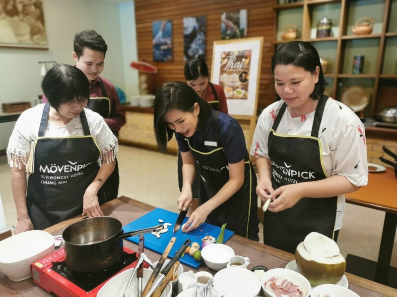 Wanderlust Tips Magazine | Healthy cooking classes to be held at Mövenpick