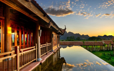 Wanderlust Tips Magazine | Winter Wonder at Emeralda Resort Ninh Binh