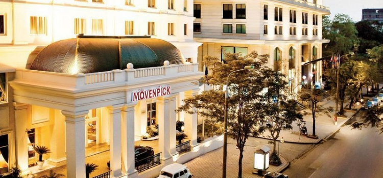 Mövenpick Hotel Hanoi honored to be Best Luxury Boutique Hotel in Southeast Asia.
