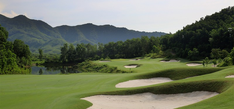 Vietnam owns the best new golf course of the world