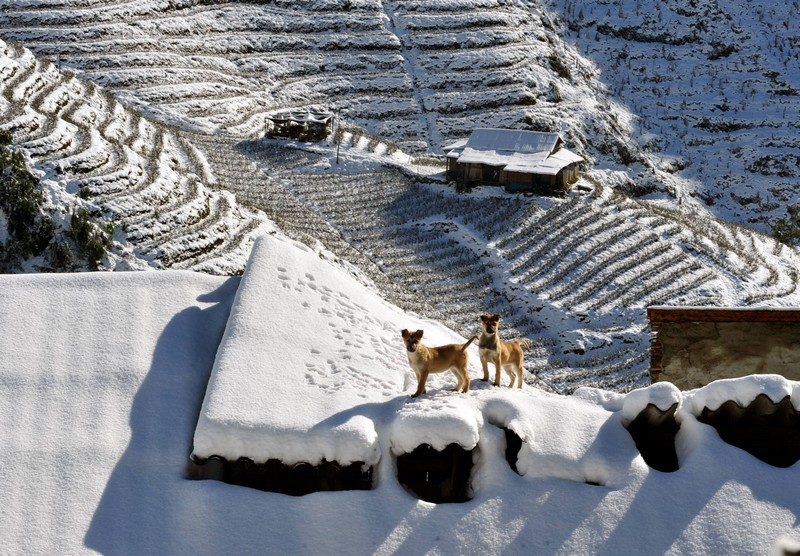 Wanderlust Tips Magazine | Nam Chay: From a kiss in the snow, to a cross-country honeymoon