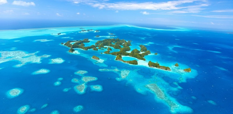 Wanderlust Tips Magazine   Palau targets to rich tourists to create high-end tourism