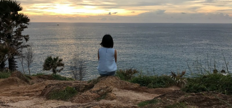 Rosie Nguyen loves to be embraced in nature