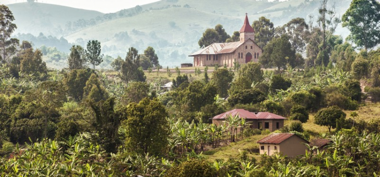 Uganda: A romantic land and source of the Nile river