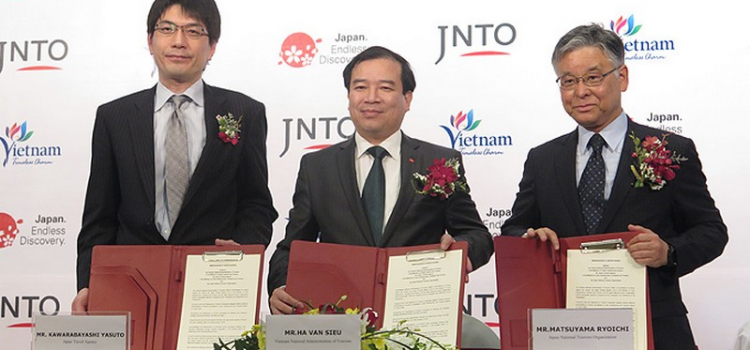Japan National Tourism Organization opened new office in Hanoi
