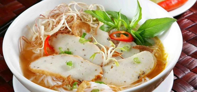 Famous food in Danang
