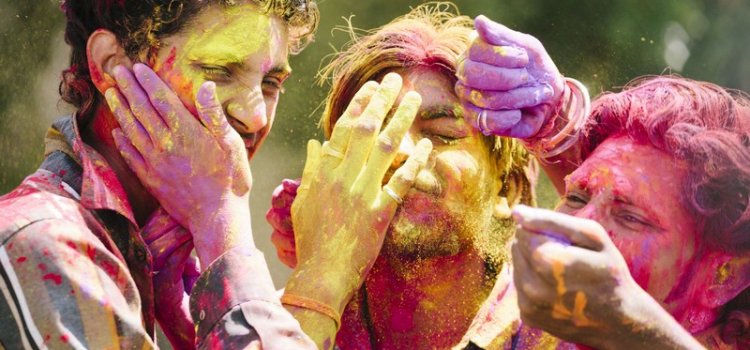 Holi Festival: Spring, Love and Forgiveness
