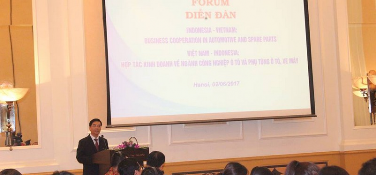 Vietnam – Indonesia: Business cooperation in the automobile and spare parts