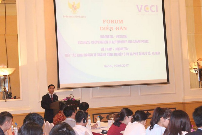 Wanderlust Tips Magazine | Vietnam - Indonesia: Business cooperation in the automobile and spare parts