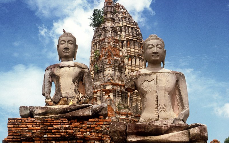 Wanderlust Tips Magazine | Buddhist Sites/Heritage Exhibition at Indian Cultural Centre