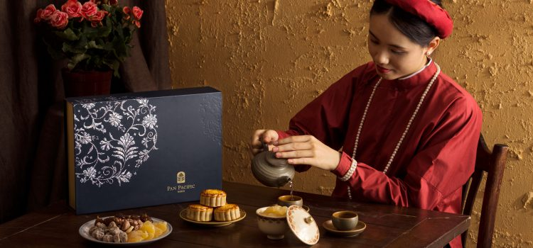 Mooncake of Pan Pacific Hanoi recalls the First Mid-Autumn Festival
