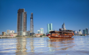 Wanderlust Tips Magazine   8 must-see places in The Mekong Delta in the evening