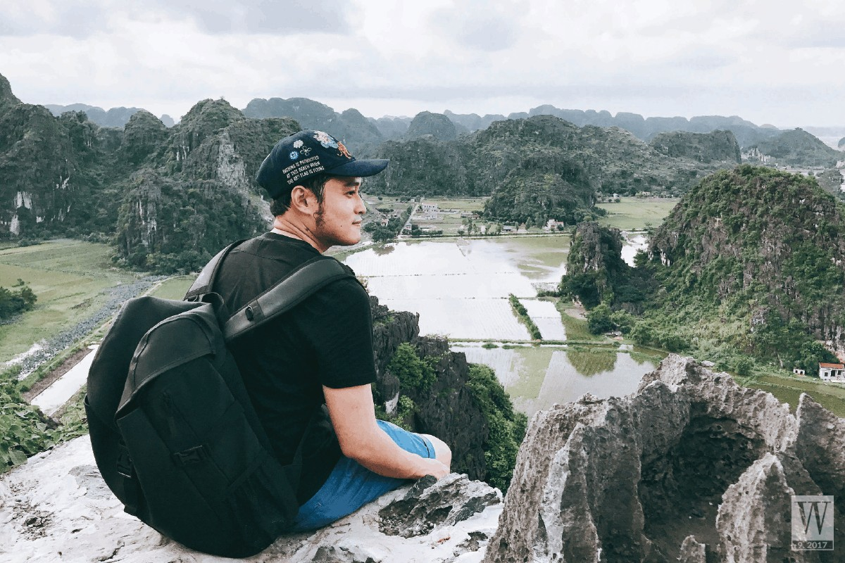 Wanderlust Tips Magazine | Interview with Quang Vinh: A famous singer with a passion for travel