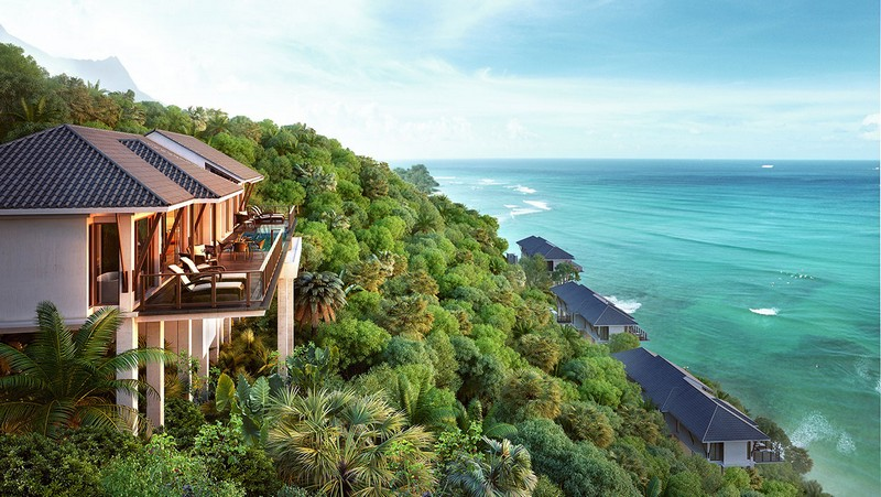 Banyan Tree Lăng Cô was ranked the 50 best resorts in the world 2017