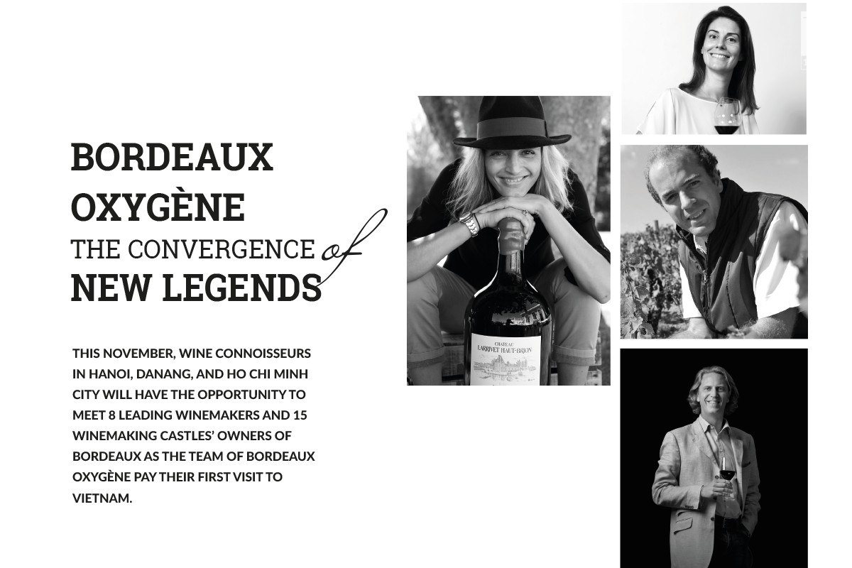 Wanderlust Tips Magazine | Bordeaux Oxygène: The convergence of new legends