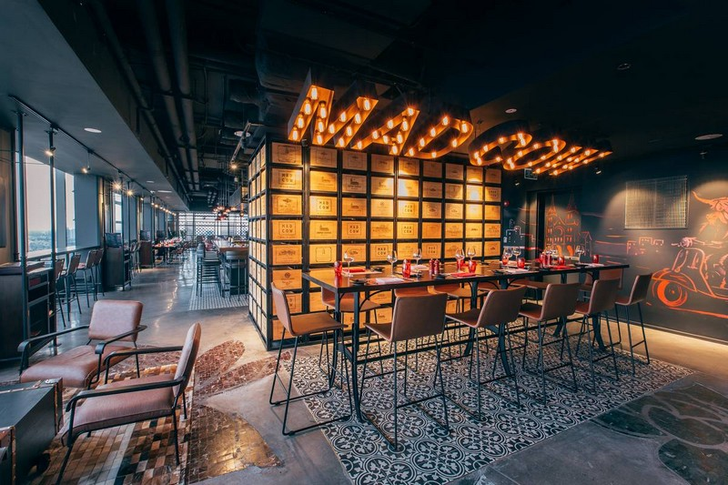 Wanderlust Tips Magazine   Enjoy great food and wine above the city at Pullman Saigon Center