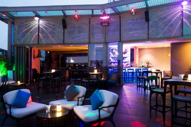 Wanderlust Tips Magazine | Enjoy great food and wine above the city at Pullman Saigon Center