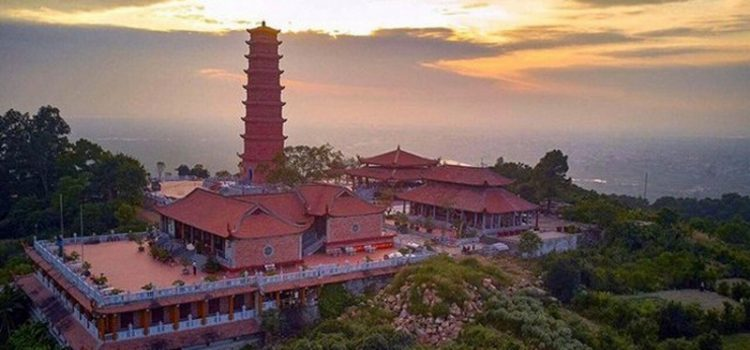 Reconstructed Tuong Long Pagoda unveiled in Hai Phong