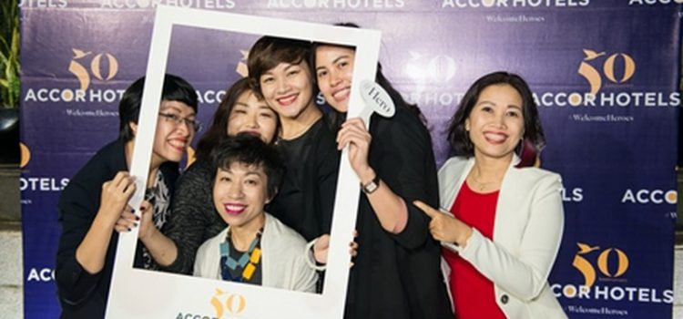 AccorHotels honor everyday heroes on its 50th anniversary