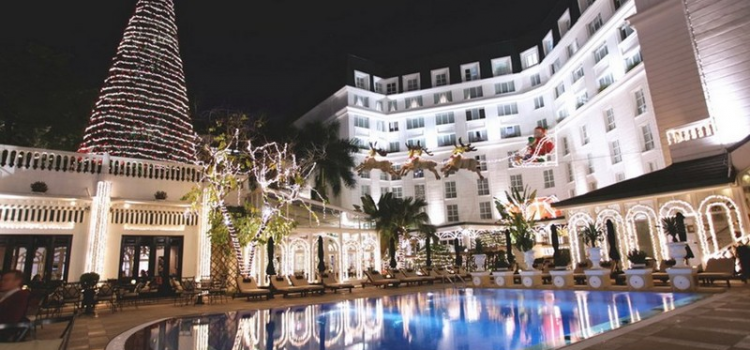 Celebrate Festive Season at Metropole Hanoi