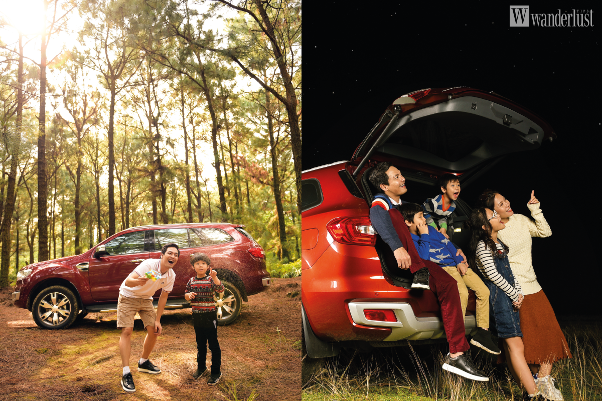 Wanderlust Tips Magazine | Family travel with Ford Everest
