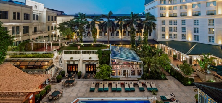 Sofitel Legend Metropole Hanoi named in Gold List 2018