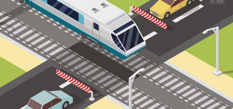 Tips for for driving when crossing the railroad