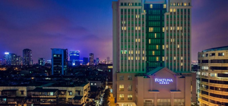 Go more green with Fortuna Hotel Hanoi