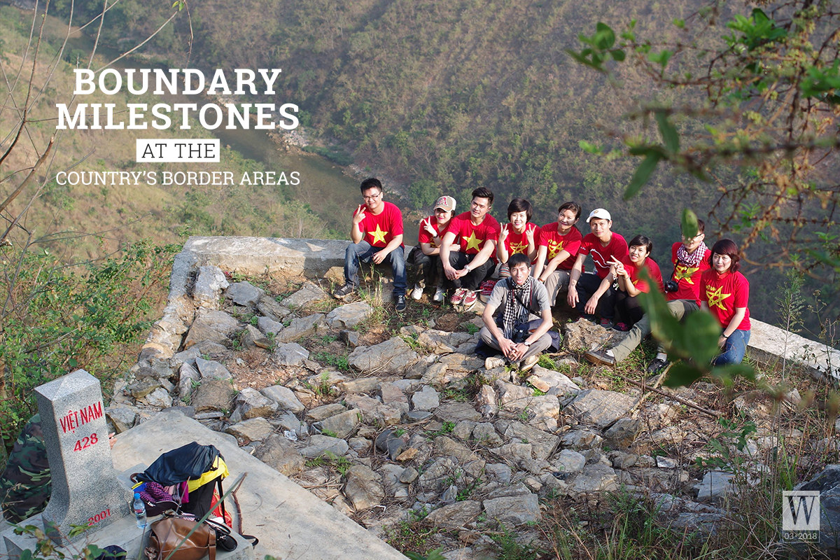 Wanderlust Tips Magazine | Boundary milestones at the country's border areas