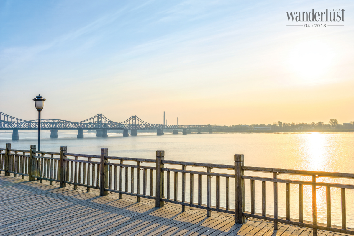 Wanderlust Tips Magazine | By the river at the border