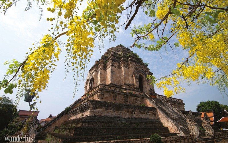 Wanderlust Tips Magazine | Chiang Mai - pretty little town in Northern Thailand