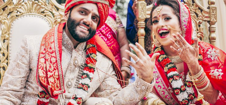 5 unusual wedding customs around the world