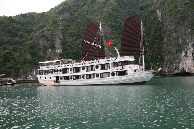 Wanderlust Tips Magazine | Oriental Sails - Shined by love and believe of guests