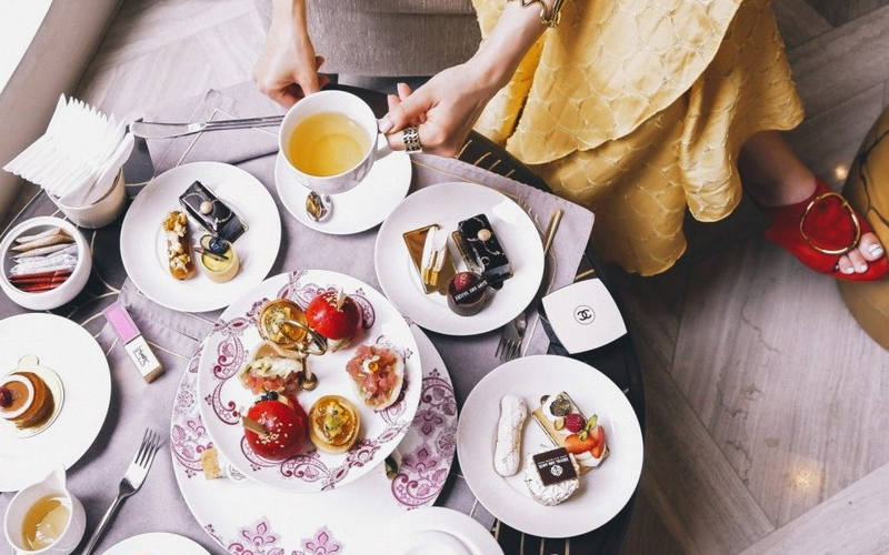 Wanderlust Tips Magazine | Paris-Saigon Afternoon Tea at Café Des Beaux-Arts