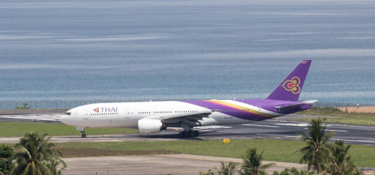 Thai Airways launched LIVE TV on Board to enable broadcast programs