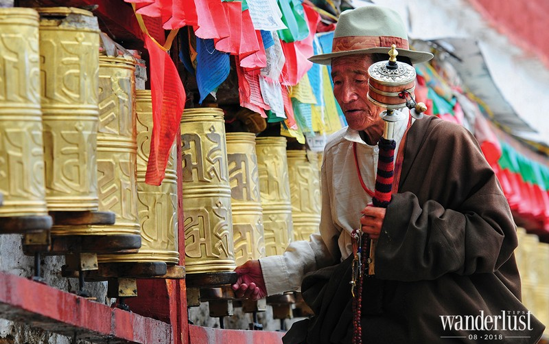 Wanderlust Tips Magazine | Tibetans and their pure faith in Buddha