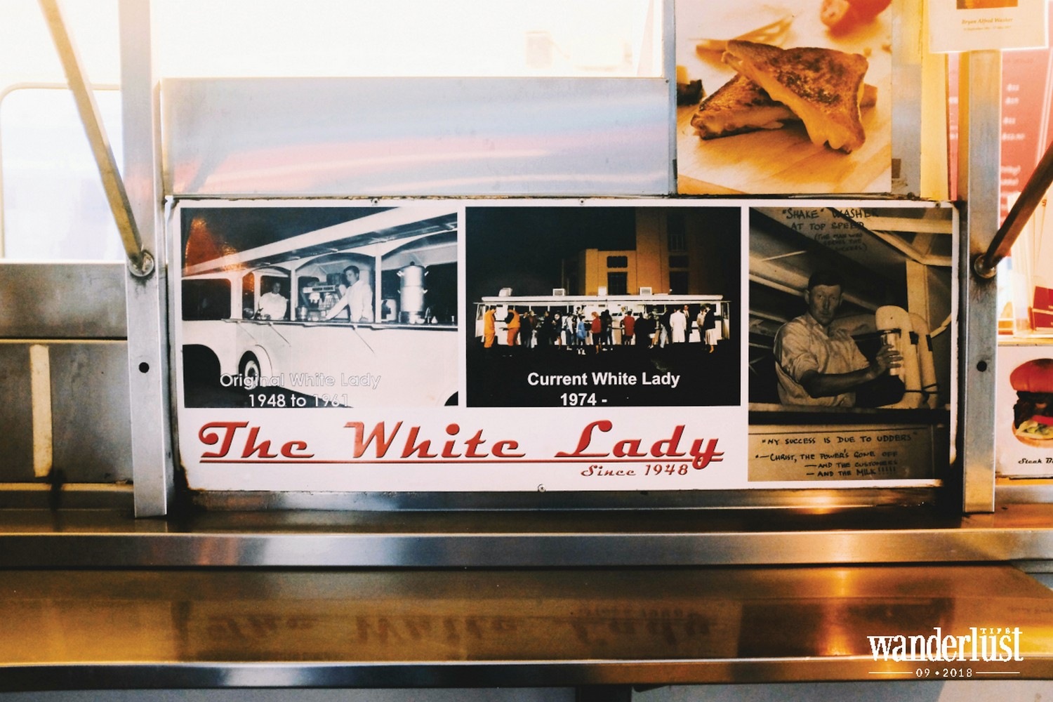 Wanderlust Tips | The White Lady, 70 years of street food history in the land of the kiwi
