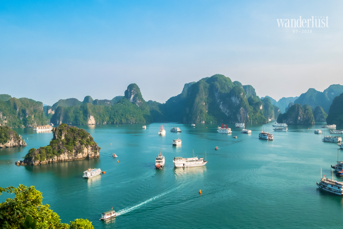 Wanderlust Tips Magazine | Starlight - the safest, most class boat in Halong Bay