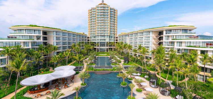 Sky Tower revealed at InterContinental Phu Quoc Long Beach Resort