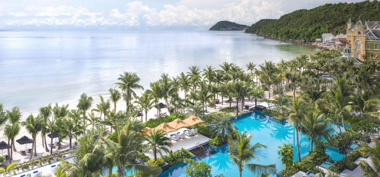 JW Marriott Phu Quoc is hailed as one of the world's top 100 travel experiences