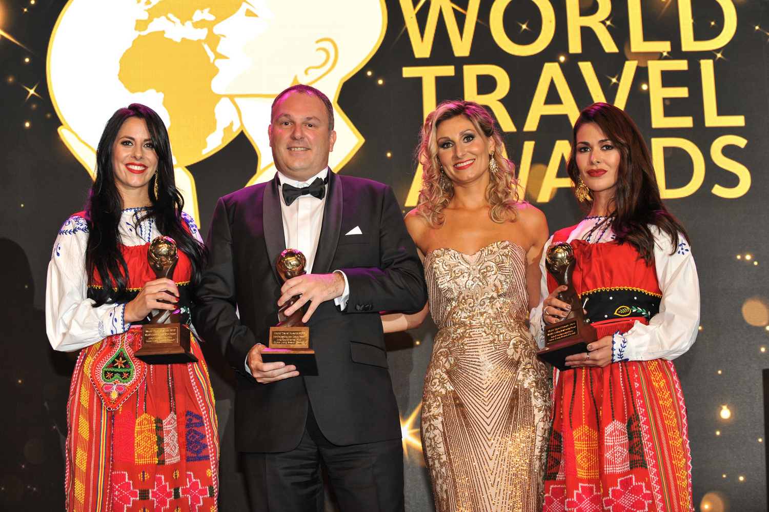 InterContinental Phu Quoc Long Beach Resort wins three awards at The World Travel Awards 2018